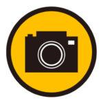 無音カメラアプリ