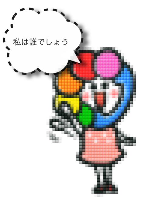 お洒落写真加工Decopuchiデコぷち