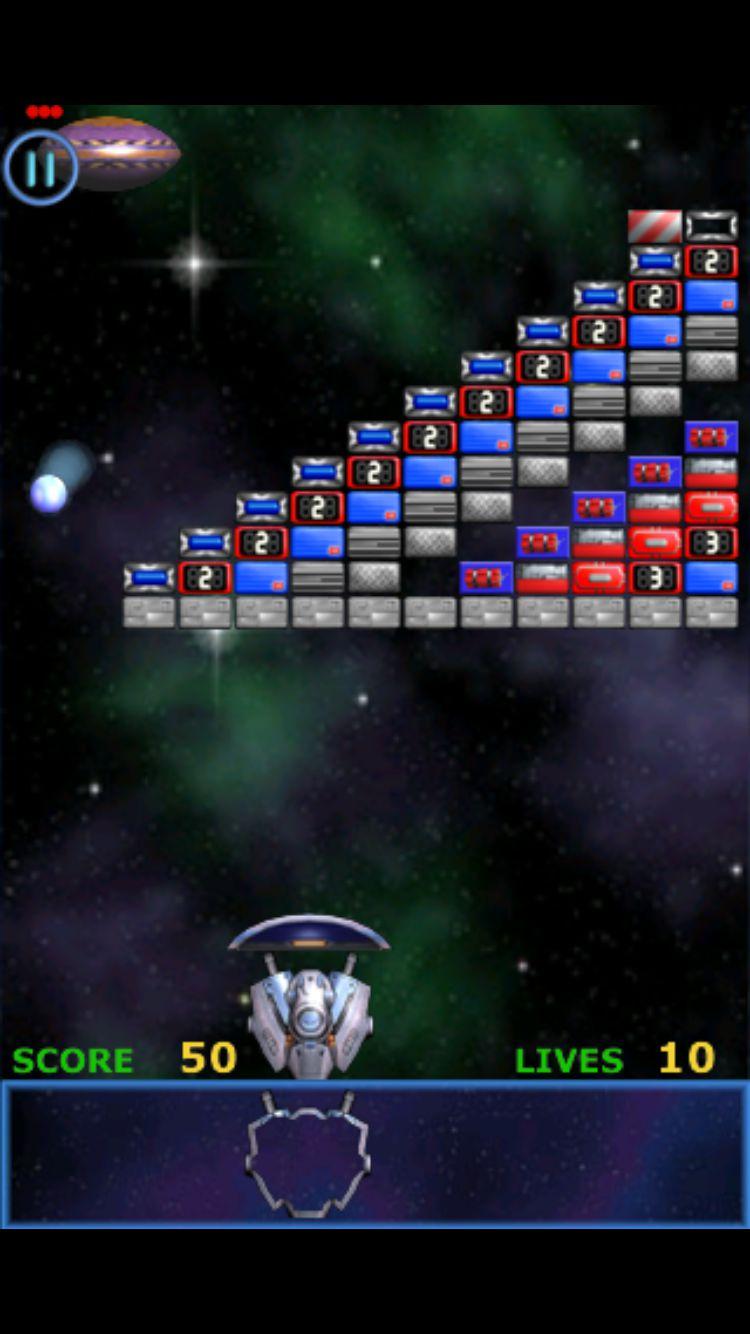 Meteor - Brick Breaker