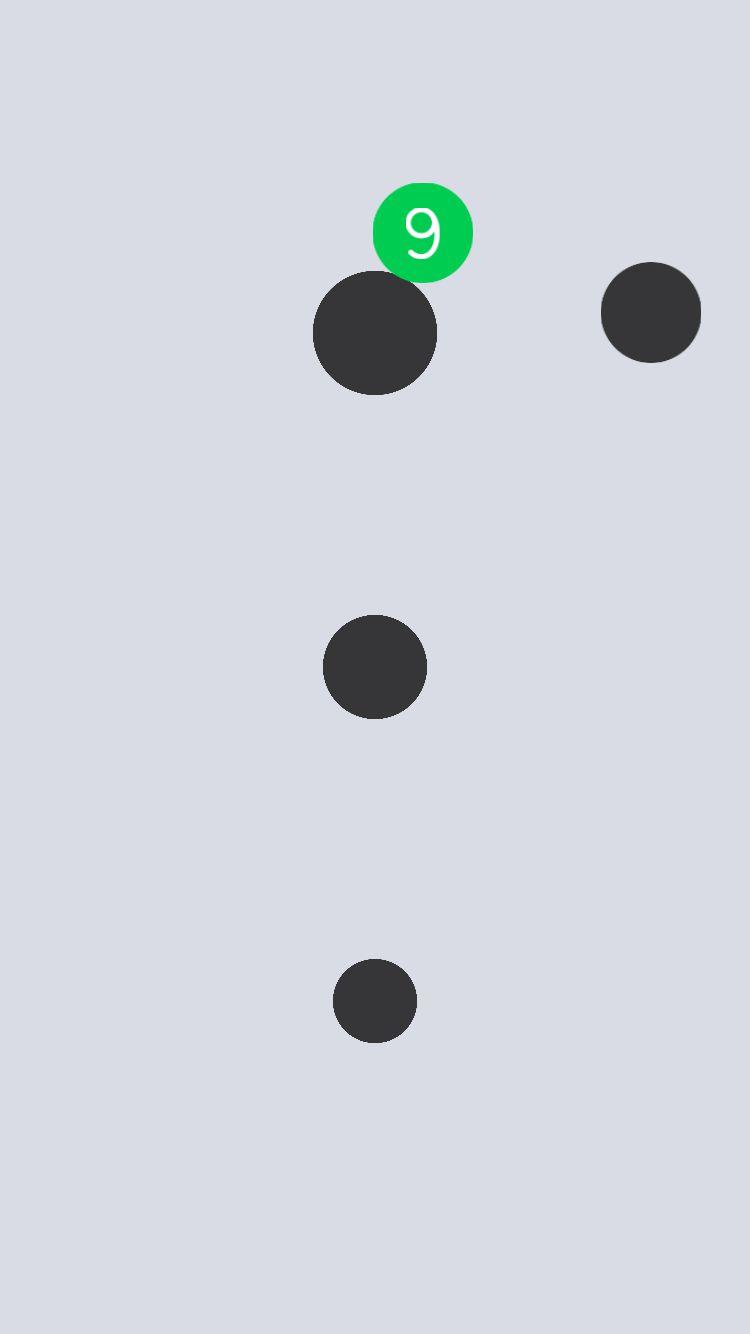 Slash The Dots