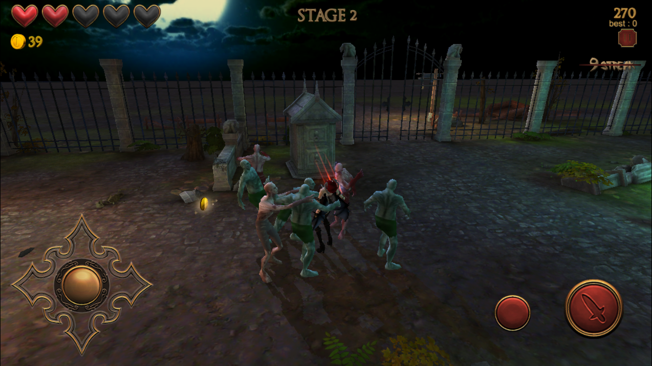 Zombie Goddess
