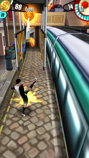 Cristiano Ronaldo: Kick'n'Run4