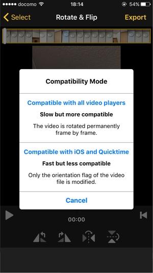 Video Rotate & Flip7