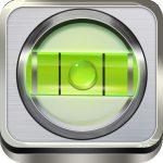 水平器アプリ