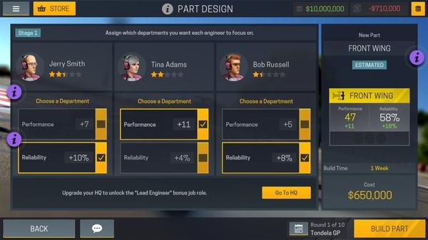 Motorsport Manager Mobile 2 4