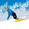 スノーボードゲームアプリ
