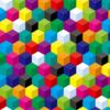 キューブゲームアプリ