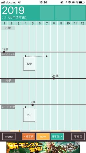 家族史年表+未来設計7