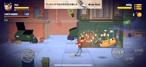 City Fighter vs Street Gang10
