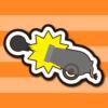 大砲ゲームアプリ