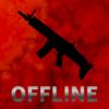オフラインFPSアプリ
