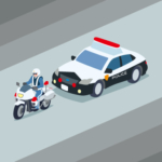 警察ゲームアプリ