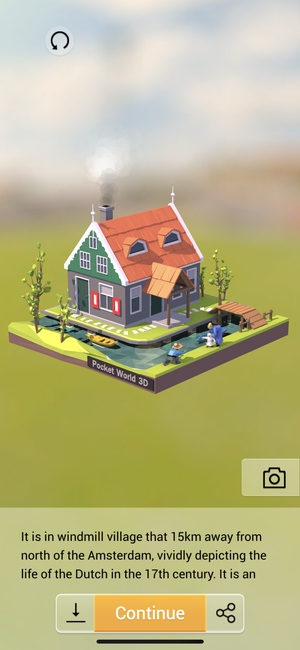 Pocket World 3D 4