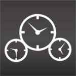 世界時計アプリ