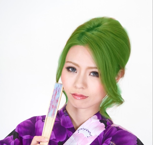 Hair Color Effects21