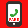 偽電話アプリ