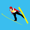 スキージャンプアプリ