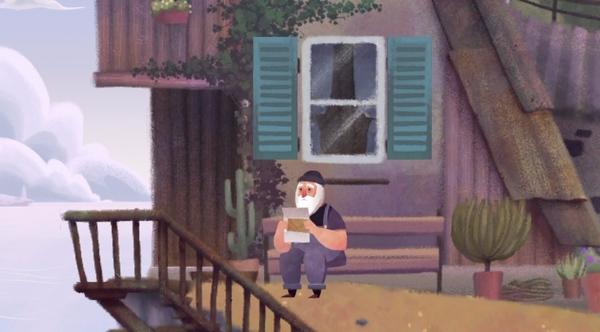 おじいちゃんの記憶を巡る旅3