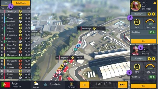 Motorsport Manager Mobile 2 18