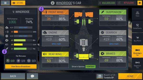 Motorsport Manager Mobile 2 6