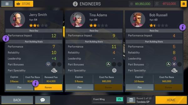 Motorsport Manager Mobile 2 8