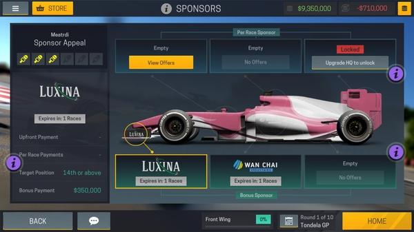 Motorsport Manager Mobile 2 9