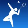 バドミントンゲームアプリ