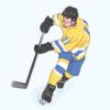 アイスホッケーゲームアプリ