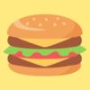 ハンバーガーゲームアプリ