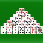 ピラミッドソリティアアプリ