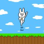 横スクロールゲームアプリ