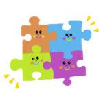 可愛いパズルゲームアプリ