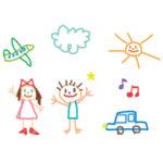 子ども向けお絵かきアプリ