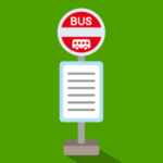 バス時刻表アプリ
