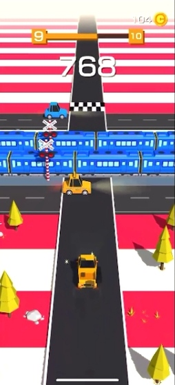 Traffic Run!4
