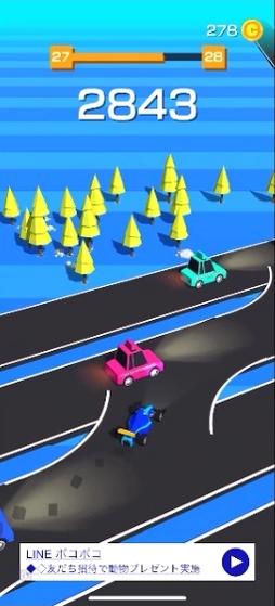 Traffic Run!8