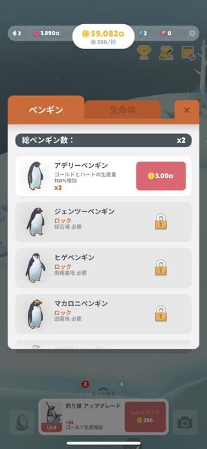 ペンギンの島4