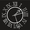 アナログ時計アプリ