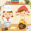 お菓子作りゲームアプリ