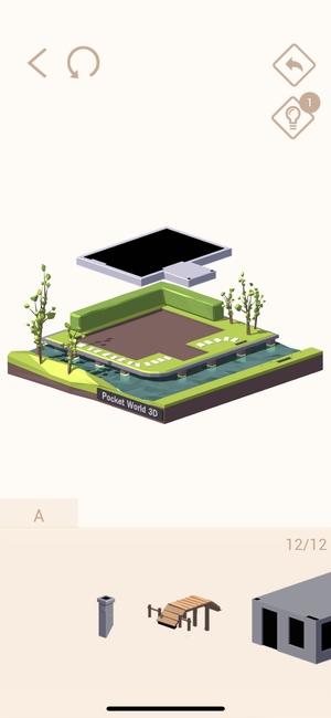 Pocket World 3D 2