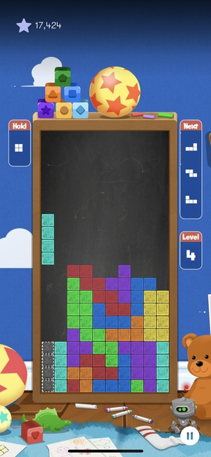 Tetris®4