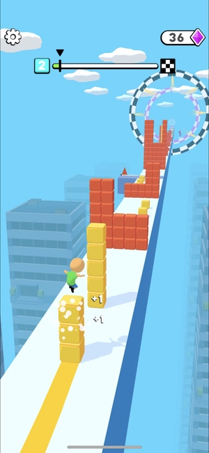 Cube Surfer!2