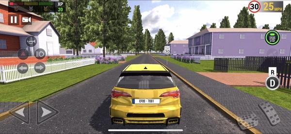 駐車場 - 運転校3