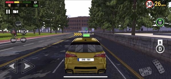 駐車場 - 運転校7