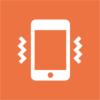 バイブアラームアプリ
