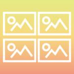 写真ウィジェットアプリ